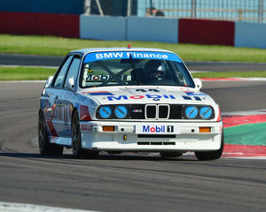 CJ7 2988 Mark Smith, BMW E30 M3
