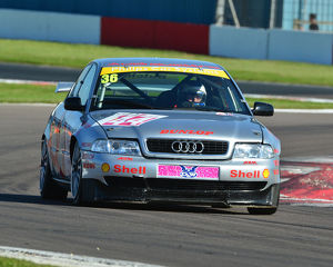 CJ7 2990 Keith Butcher, Audi A4