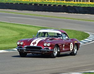 CM1 0987 Chris Drake, Andy Prill, Chevrolet Corvette