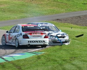 CM10 3699 James Dodd, Honda Accord, Simon Garrad, Opel Vectra