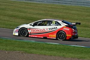 CM10 3904 Matt Neal, Honda Civic Type R