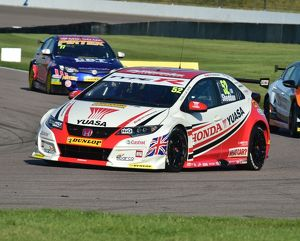 CM10 3934 Gordon Shedden, Honda Civic Type R