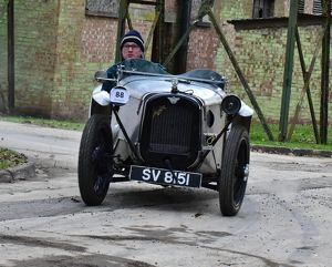CM11 6770 Peter Clark, Austin 7 Cambridge