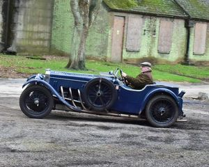 CM11 6836 Paul Weston, Frazer Nash TT replica