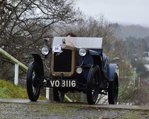 CM11 7403 Peter Summers, Austin 7 Sports, VO 8116