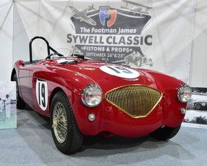 CM11 9633 New Zealand GP Healey