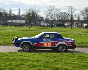 CM11 9856 Martin Williams, Triumph TR8