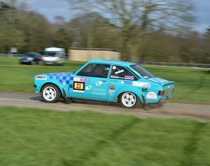 CM11 9896 Mike English, Ford Escort Mk2, WUG 73 X