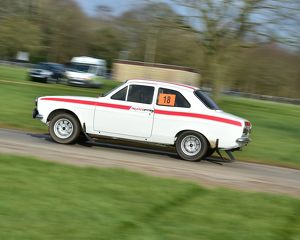 CM11 9907 Anthony Harrison, Ford Escort Mexico Mk1