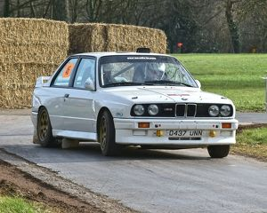 CM11 9914 Paul Howard, Steve Rimmer, BMW E30 M3