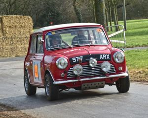 CM11 9943 Patrick Walker, Mini Cooper S