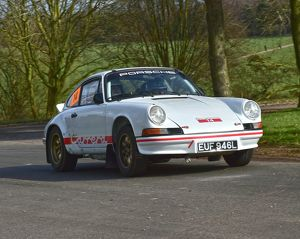 CM12 0002 John Midgley, Mike Hill, Porsche 911 RS