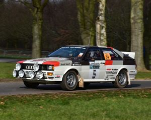 CM12 0041 Tim Clark, Andy Traynor, Group 4 Audi Quattro
