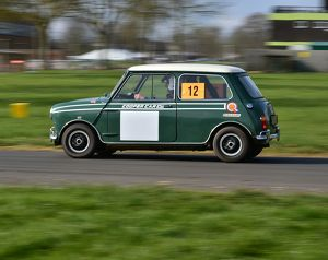 CM12 0058 Patrick Walker, Mini Cooper S