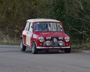CM12 0279 Patrick Walker, Mini Cooper S