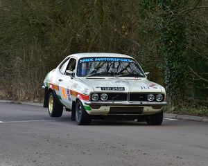 CM12 0291 Mick Strafford, Firenza Can Am