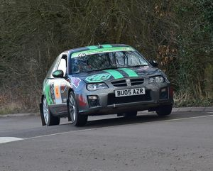 CM12 0296 Paul Hughes, Works MG ZR, BU 05 AZR