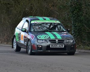 CM12 0298 Paul Hughes, MG ZR Works