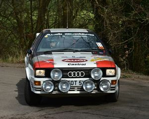 CM12 0435 Tim Clark, Andy Traynor, Group 4 Audi Quattro