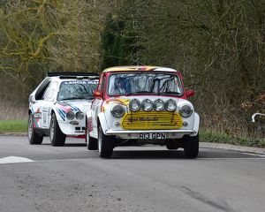 CM12 0486John Partridge, Mini Cooper