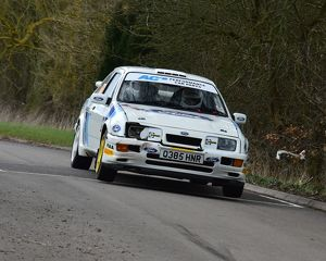 CM12 0498 Steve Harkness, Ford Sierra RS Cosworth