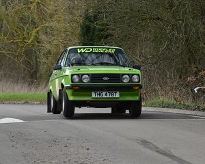 CM12 0505 Phil Morton, Ford Escort RS2000