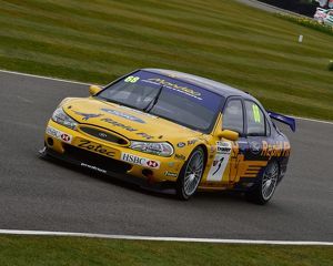 CM12 2072 Richard Meins, Ford Mondeo