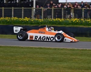 CM12 2674 Neil Glover, Arrows Cosworth A5