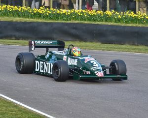 CM12 2798 Andy Wolfe, Tyrrell Cosworth 011