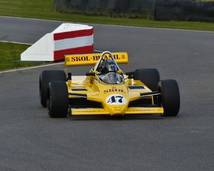 CM12 2832 William Lynch, Fittipaldi Cosworth F8
