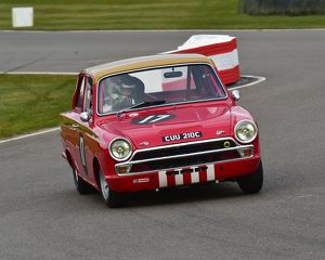 CM12 2857 Rory Henderson, Ford Lotus Cortina