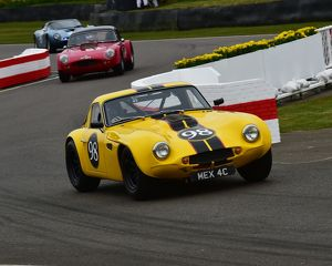 CM12 3451 Peter Thompson, TVR Griffith 400