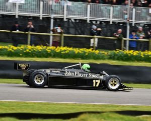 CM12 3643 Mike Wrigley, Lotus Cosworth 87B