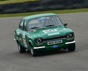 CM12 3929 Peter Clements, Ford Escort RS2000 Mk1