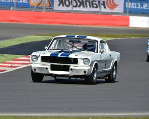 CM12 4947 Stuart Lawson, Ford Shelby Mustang GT350