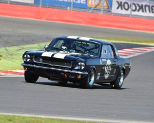 CM12 4986 James Thorpe, Ford Mustang
