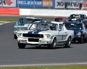 CM12 5020 Stuart Lawson, Ford Shelby Mustang GT350