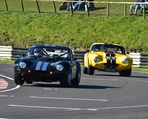 CM12 6981 eter Dod, Nathan Dod, TVR Griffith 400, Peter Thompson, TVR Griffith, Mex 4 C