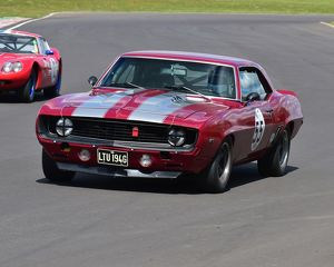 CM12 7295 Nick Savage, Chevrolet Camaro
