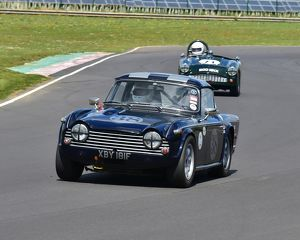 CM12 7296 James Owen, Triumph TR5