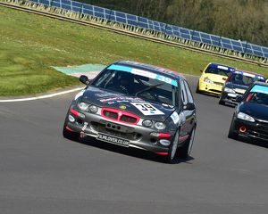 CM12 7399 James Blake, MG ZR 1800
