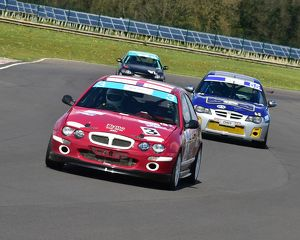 CM12 7404 James Keepin, MG ZR 160 1800