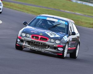 CM12 7475 James Blake, MG ZR 1800