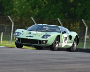 CM13 4873 Andy Wolfe, Jason Wright, Ford GT40