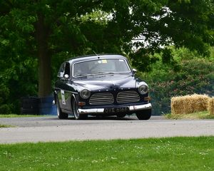CM13 5914 Chris Davies, Volvo Amazon