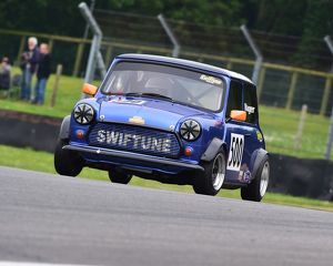 CM13 7638 Richard Wager, Nick Swift, Mini Cooper S
