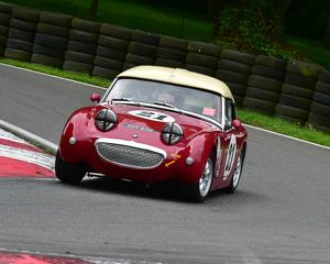 CM14 1260 Peter Chappell, Austin Healey Sprite