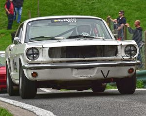 CM14 2532 Mark Watts, Ford Mustang