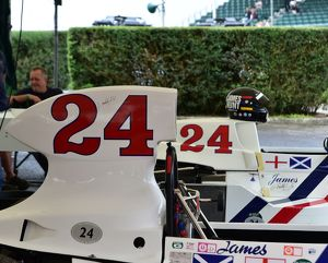CM14 2713 Rick Carlino, Hesketh Cosworth 308C, Jordan Grogor, Hesketh Cosworth 308B
