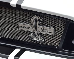 CM14 2760 Bill Shepherd, Ford Shelby Mustang Super Snake